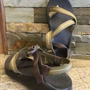 Chaco Men's Green  Z2 Sandals Colorado size 9